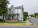 2 story house with 3 bedrooms & 2 1/2 bath and appartment.