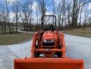 33 HP Kubota tractor